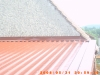 Das fertige Blechdach - ausgeführt von der Zimmerei & Dachdeckerei Oliver Frank aus Viereth bei Bamberg