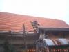 Die Scheune nach der Arbeit der Zimmerei & Dachdeckerei Oliver Frank aus Viereth bei Bamberg