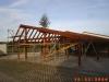 Sportplatzerweiterung Herrnsdorf ausgeführt durch die Zimmerei & Dachdeckerei Oliver Frank in Viereth bei Bamberg