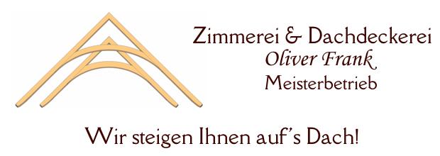 Zimmerei Frank Logo